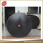 700C Clincher Carbon fiber bicycle wheel