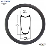 High quality rear-bike-rim for sales RT26W50H