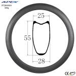 Best sales 700c-bike-rim for wholesales RT26W55H